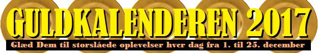 Guldkalender BANNER