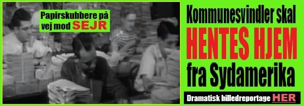 Henv KOMMUNESVINDLER