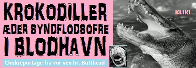 HenvButtheadKROKODILLER