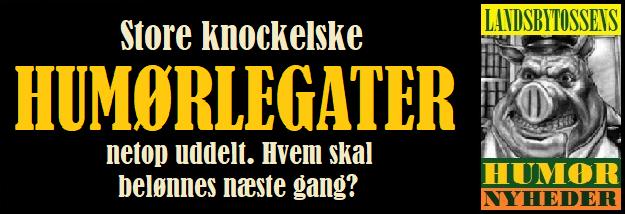 HenvHUMØRLEGATER