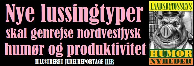 HenvLUSSINGTYPER