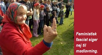 Billede 1 Feminist fascist