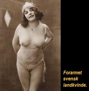 Billede 10 Udarmet svensk kvinde