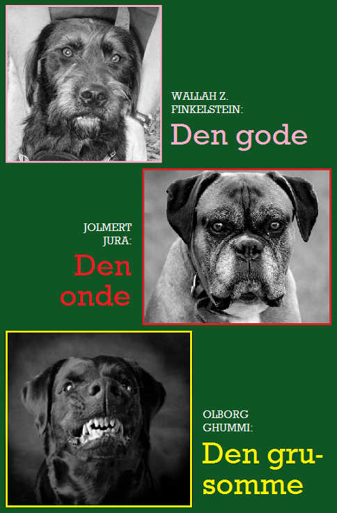 Landhundearvinger