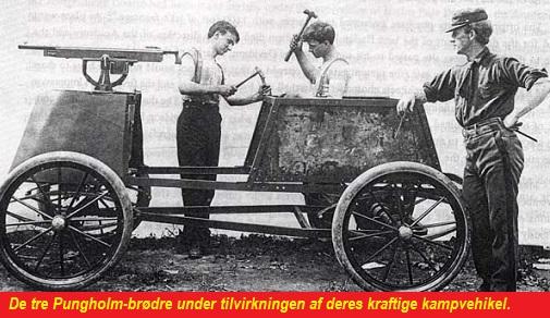 Brødrene Pungholm