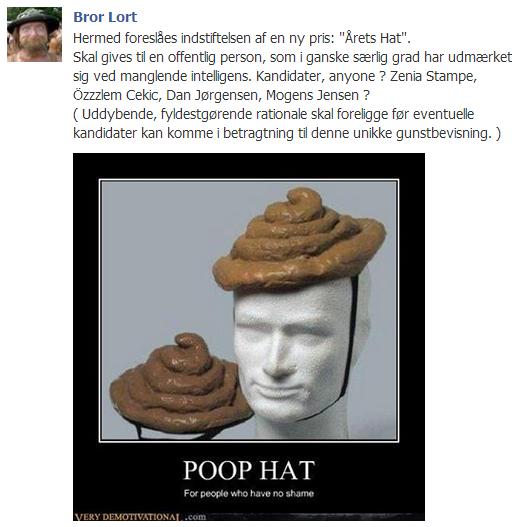 Årets hat