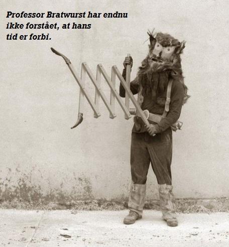 Professor Bratwurst