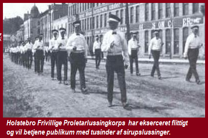 Proletarlussingkorps