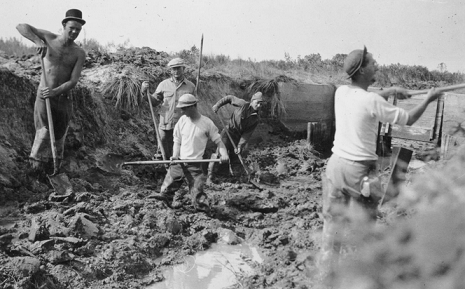 Fækalieudgravning