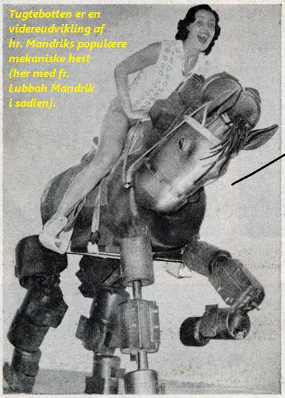 Mekanisk hest 02