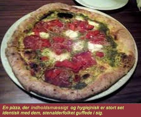 Stenalderpizza
