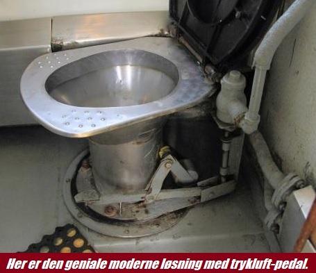 Toilet EFTER