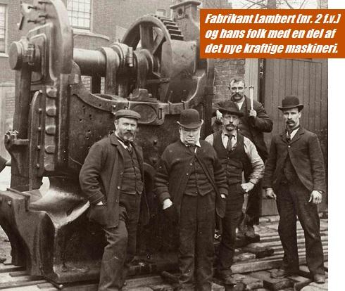 Lambertmaskine