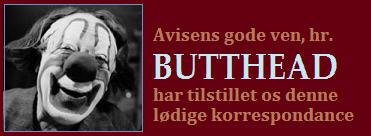 Butthead LOGO