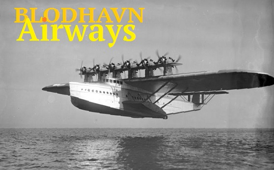 Blodhavn Airways