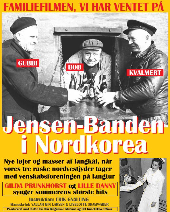 JensenBanden PLAKAT