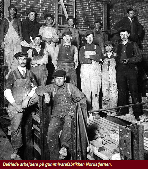 Holstebro arbejdere