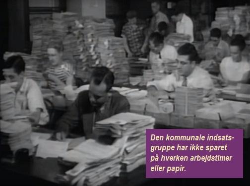 Papirskubbere storkontor