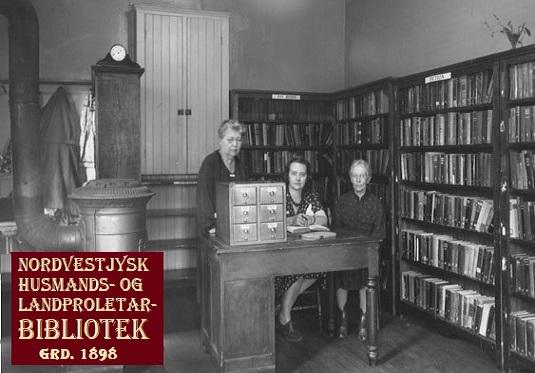 Bibliotek m tekst