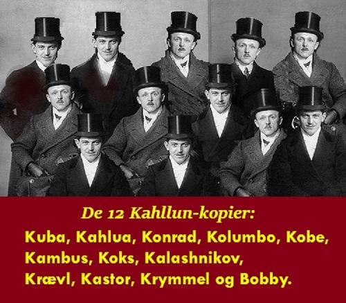 De tolv kloner - med tekst - Kopi
