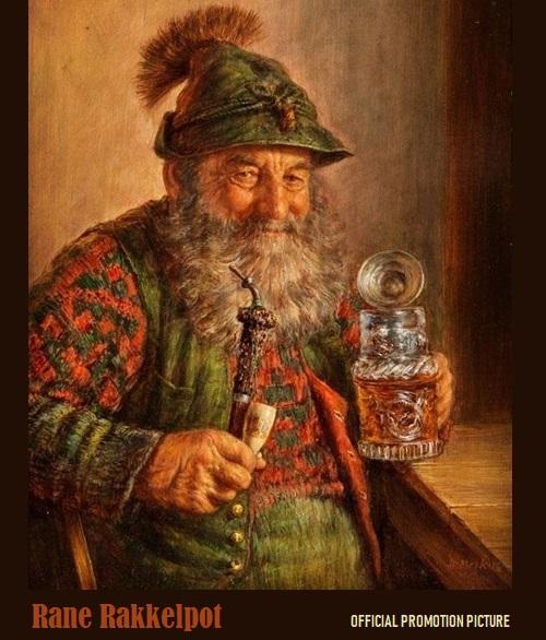Hygge øl pibe tobak gammel bonde