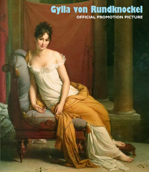Madame Récamier skønhed guldalder Gylla