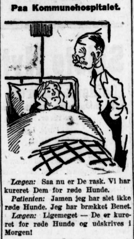 Hospitalsvits SocDem 19011918