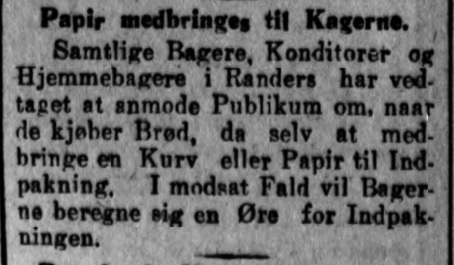Kagepapir JyllP 11101917