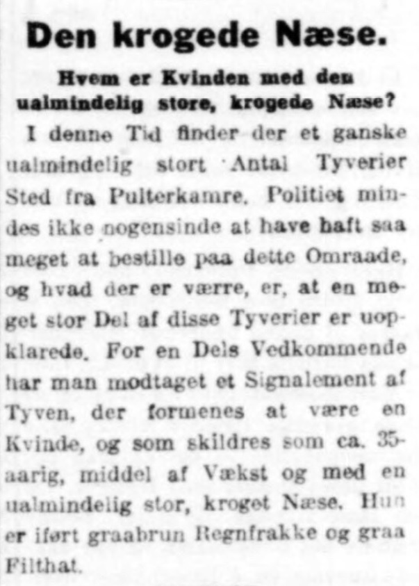 Næsetyv BT 05121917
