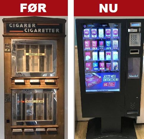 Tobaksautomater