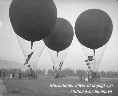 Storbyg balloner